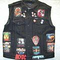 Slayer - Battle Jacket - patch vest