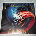 Forbidden Forbidden Evil vinyl