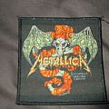 Metallica - Patch - Metallica patches
