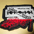 Judas Priest - British Steel shape patch