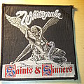 Whitesnake - Saints & Sinners Patch