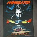 Annihilator - Never, Neverland Back Patch