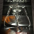 Fear factory - Genexus Promotional Poster