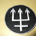 Watain - Trident patch