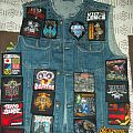 Skid Row - Battle Jacket - Vest update