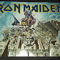 Iron Maiden - Somewhere back in Time best of 1980 - 1989