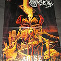 Sepultura - Arise Poster from Rock Hard