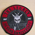 Testament - The legay 30 year Anniversary Patch