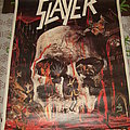 Slayer - Other Collectable - Slayer - South of Heaven German Poster
