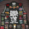 99% Death Metal vest - Finished for now