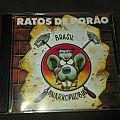 Ratos de Porão - Brasil / Anarkophobia CD
