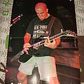 Anthrax - Other Collectable - Anthrax - Scott Ian live photo Poster from Poster Power