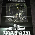 Watain - The Wild Hunt Promotional Poster