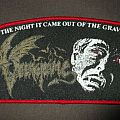 Vampire - Patch - Vampire - The night it came out of the Grave Patch