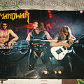 Manowar - Other Collectable - Manowar - live Photo Poster