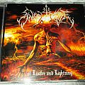 Angelcorpse - Of Lucifer and Lightning CD