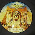 Iron Maiden - Powerslave Picture Disc Tape / Vinyl / CD / Recording etc