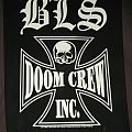 Black Label Society - Doom Crew Inc. Back Patch
