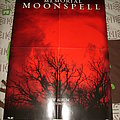 Moonspell - Other Collectable - Moonspell - Memorial Promotional Poster