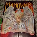 Manowar - Other Collectable - Manowar - Battle hymns Poster