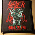 Slayer - Patch - Slayer - The Root of all Evil Patch
