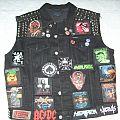 My Denim Patches Jacket!!