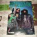 White Zombie - Other Collectable - White Zombie - Rob Zombie and J Yuenger photo Poster from Hit Parader
