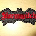 Stormwitch - Patch - Stormwitch - Bat logo Patch