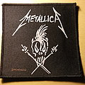 Metallica - Patch - Metallica - Scary guy Patch