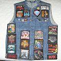 Patches vest