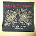 The Exploited - Fuck the System Patch