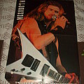 Megadeth - Other Collectable - Megadeth - Dave Mustaine Poster