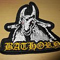 Bathory goat Patch
