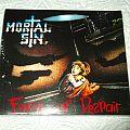 Mortal Sin - Face of Despair CD