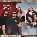 Fear Factory - Group Photo Poster from Hard n' Heavy