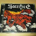 Sacrifice - Torment in Fire CD