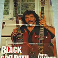 Toni Iommi Poster from Metal Hammer Other Collectable