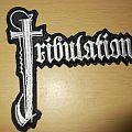 Tribulation - Logo Patch