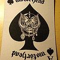 Motörhead - Ace of Spades card Patch