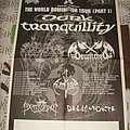 The World Dominion World Tour Part I Tour Poster