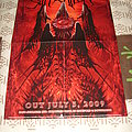 Suffocation - Blood Oath Promotional Poster