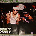 Body Count - Group Photo Poster
