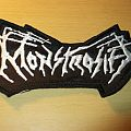 Monstrosity - Logo Patch