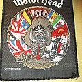 Motörhead - 1916 Patch