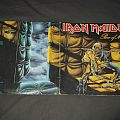 Iron Maiden - Piece of Mind Vinyl Tape / Vinyl / CD / Recording etc