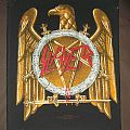 Slayer - Eagle Back Patch