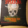 Sepultura - Death from the Jungle Patch