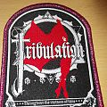 Tribulation - Patch - Tribulation - Throughout the vastness of Time/ The Children of the Night Patch