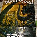 Motörhead - We are Motörhead promotional Poster