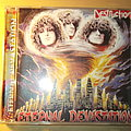 Destruction - Eternal Devastation Re-edition Axe Killer Records Edition